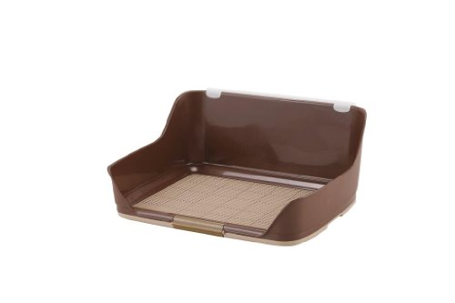 ボンビアルコン (Bonbi) しつけるウォールトレー ブラウン 犬用 M サイズ