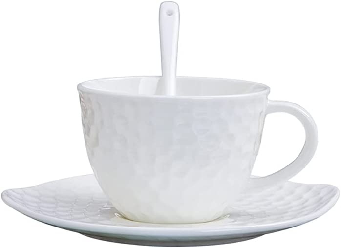 SXXYTCWL Coffee Cheap mail order sales Mug European Style Mugs and Simple Washington Mall Saucer