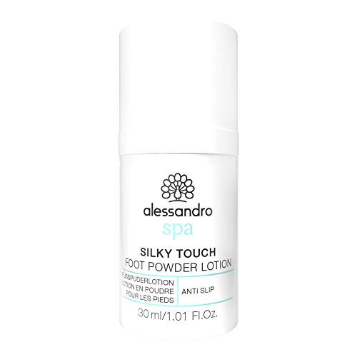 alessandro SPA SILKY TOUCH FOOT FUSSPUDERLOTION, 30 ml