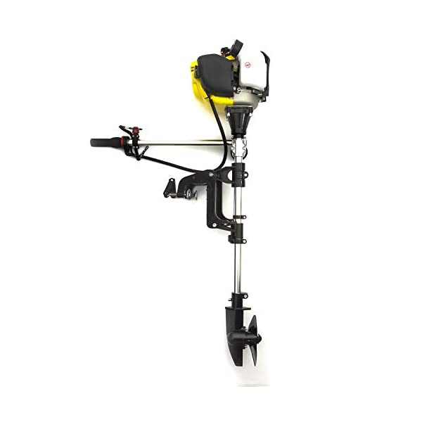 Tomking Outboard Motor 38cc 4 Stroke 1.2 HP
