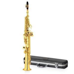 Delson V-SAXSD - Saxofón soprano (cobre)