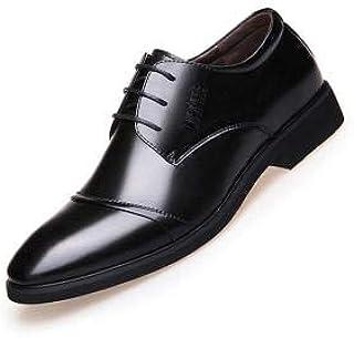 [5W] 革靴 メンズ ビジネスシューズ ストレートチップ ボア付き 防寒 カジュアルシューズ レースアップ 紳士靴 外羽根 防滑 防臭 軽量 男性用