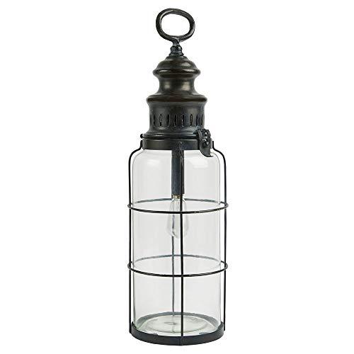 IB Laursen LED Laterne mit Gitter H 42 cm