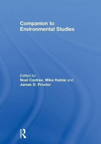 Download Companion to Environmental Studies 1138192198