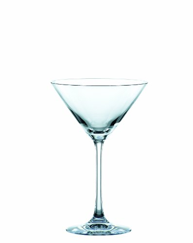 Spiegelau & Nachtmann Vivendi, Verre en Cristal, Verres à Martini