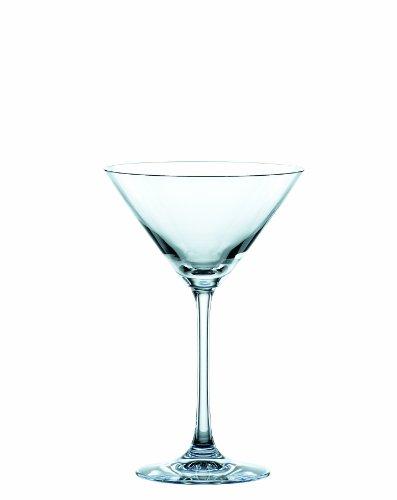 Spiegelau & Nachtmann, 4-teiliges Martini-Set, Kristallglas, 195 ml, Vivendi, 89738