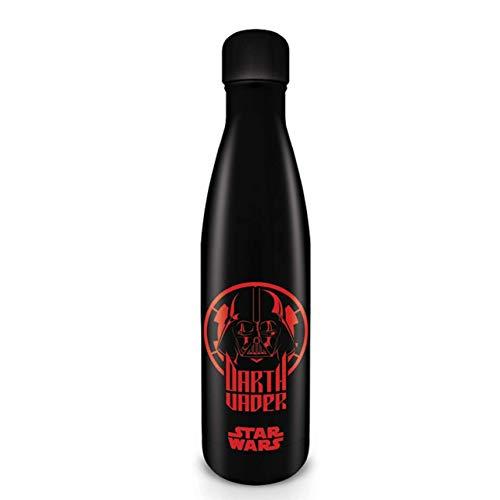 Star Wars Mdb25397 Gourde en Acier 500 Ml Dark Vador Adulte Unisexe, Multicolor, 26 cm