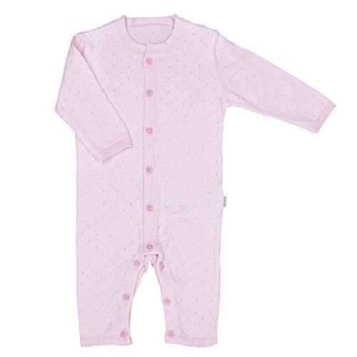 Sevira Kids - Combinaison Tricot - Barboteuse bébé en coton biologique GOTS