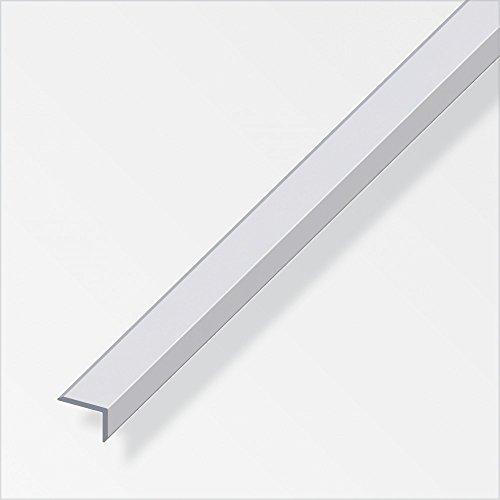 Kantenschutz-Profil 100cm Alu Silber elox. in versch. Maßen