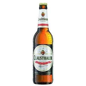 Binding Brauerei - Clausthaler Classic 33Cl X12