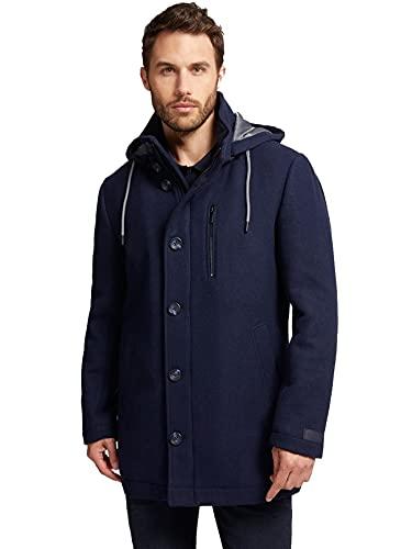 cappotto uomo guess Guess Cappotto uomo in tessuto.