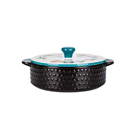 SCRFF Chef de Hot Pot isolé Casserole réchaud Glacière Four, Lightwave Four, Micro-Ondes, Cuisinière à gaz