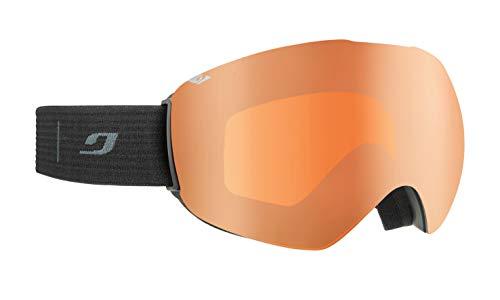 Julbo Spacelab Skibrille, Black-Grey Lines, Einheitsgröße