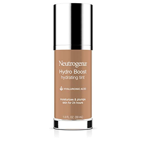 Neutrogena Hydro Boost Hydrating Tint, [115] Cocoa 1 oz (Pack of 3)