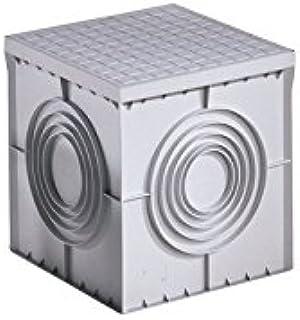 Gewiss DX59701 Plaza arqueta - Arquetas (300 mm, 300 mm, 300 mm): Amazon.es: Bricolaje y herramientas