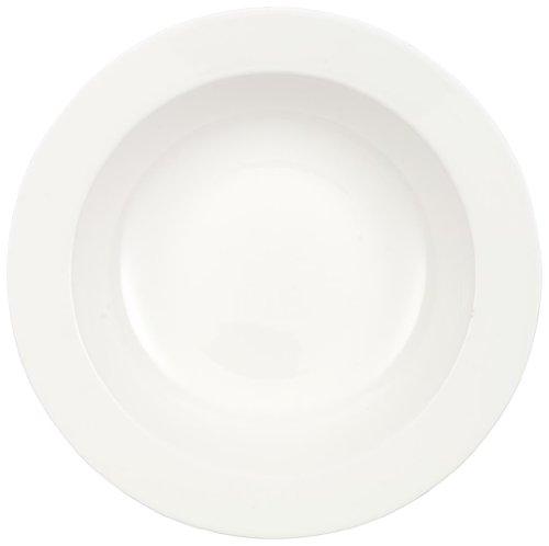 Villeroy & Boch Anmut 1045453821 Fuente para Ensalada, Porcelana, Blanco