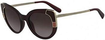 Salvatore Ferragamo Nude Gradient Cat Eye Ladies Sunglasses