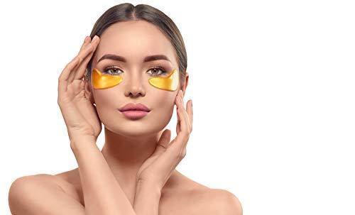 RK RAKAO 10x Augenpads - Eye Mask - Eye Pads Luxus - Collagen Augenmaske - Augenpads gegen Augenringe - spendet Feuchtigkeit - Anti Aging - entfernen Taschen - Skin Care - Puffiness - Beauty Produkte