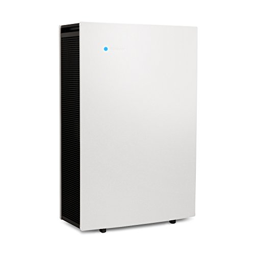Blueair Pro L Air Purifier, Mold, Smoke and Dust Remover, High Performance for Office, Workspace, Homes, White