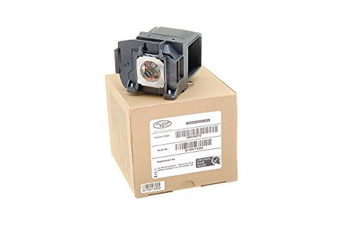 Alda PQ Professionell, Beamer Lampe kompatibel für Epson EH-TW6600, EH-TW6600W, EH-TW6700, EH-TW6700W, EH-TW7000, Powerlite Home Cinema 3100, 3200, 3800, 3700 Projektoren, mit Gehäuse