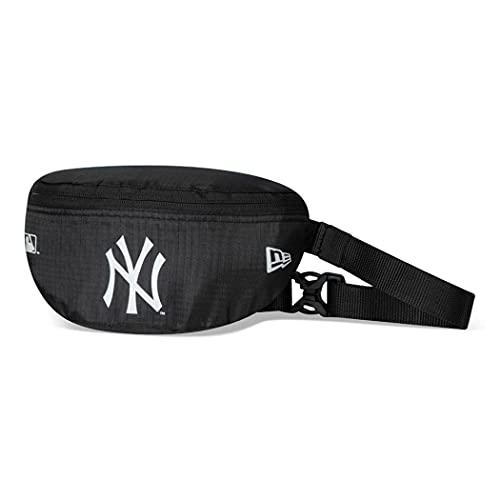 New Era New York Yankees MLB Mini Waist Bag Black Bauchtasche - One-Size