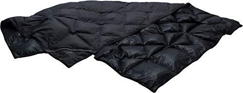 YETI Kiby, Coal Grey/Black Daunendecke, Reisedecke, Größe uni