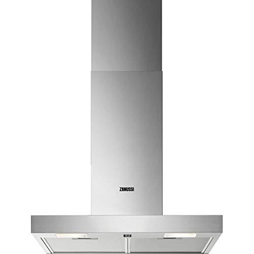 Zanussi ZHB60460XA / Abluft oder Umluft / 60cm / Edelstahl / max. 270 m³/h / min. 59 – max. 66 dB(A)