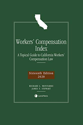 Workers' Compensation Index (English Edition)