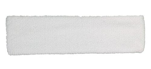 Alex Flittner Designs Stirnband/Schweißband in weiß