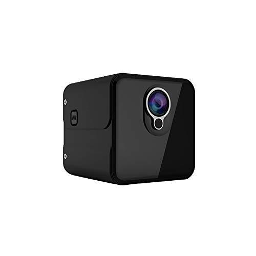 Shanxi-Pferd WiFi Überwachungskamera 1080P kleine Kompaktkamera Wireless versteckte tragbare Fernbedienung Überwachung, mit Nachtsicht und Bewegungserkennung Alarm
