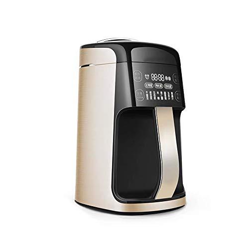 TWDYC Haushalt Sojamilch Maschine Timing-High Speed Soyabohnemilchhersteller Vollautomatische Soymilk Maschine