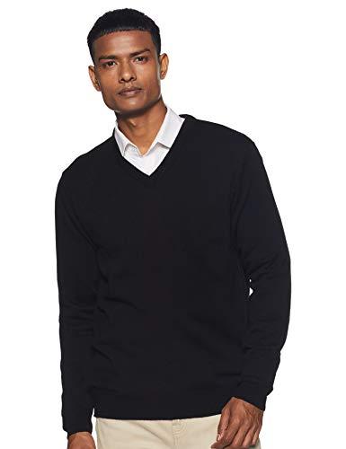 Amazon Brand – Symbol Men's Classic Acrylic Sweater
