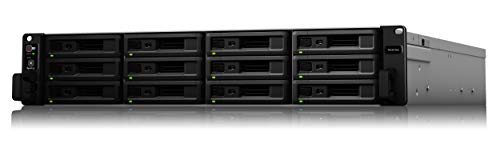 CMS Distribution Synology RS3618xs/72TB-IWPRO 12 Bay NAS