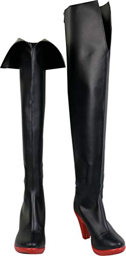 GSFDHDJS Cosplay Stiefel Schuhe for Seraph of The end Krul Tepes