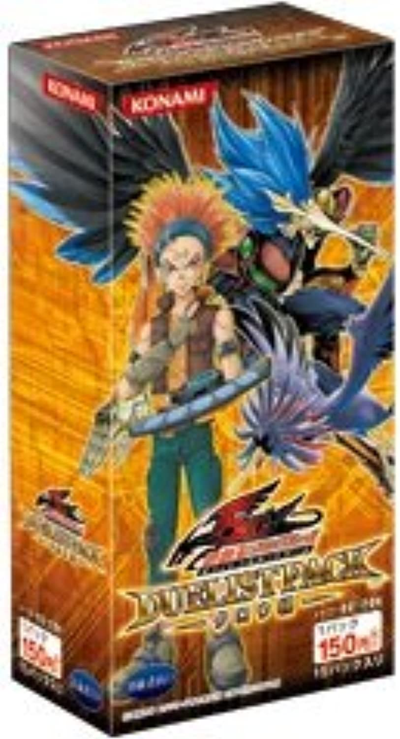 descuento de ventas Yu-Gi-Oh  -5D's- Official Official Official Coched Juego Duelist Pack Crow (15packs)  100% autentico