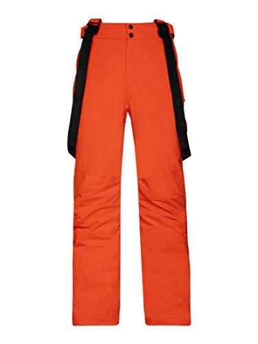 Protest MIIKKA 2021 - Pantalones (talla S), color naranja
