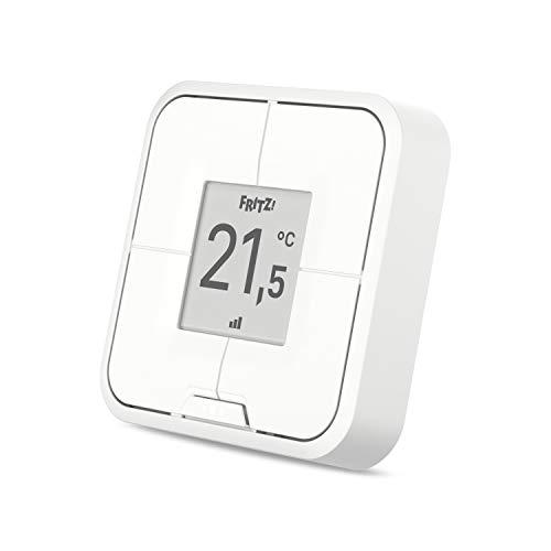 AVM FRITZ DECT 440 (portabler, konfigurierbarer Taster für Smart-Home-Bedienung, Steuern von smarten FRITZ -Geräten, für FRITZ Box mit DECT-Basis verwendbar), weiß