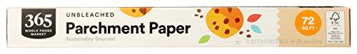 365 Everyday Value, Parchment Paper, 72 sq ft