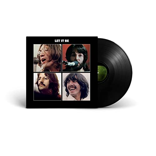 LET IT BE – 50 ANNIVERSARY-LP