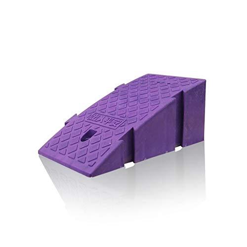Buffer-Feng binnenramp, 16/19 cm, gekleurd plastic driehoekige kussen, familie-trap, stap-onderlegger, toegankelijkheid, elektrische rolstoelsteunen