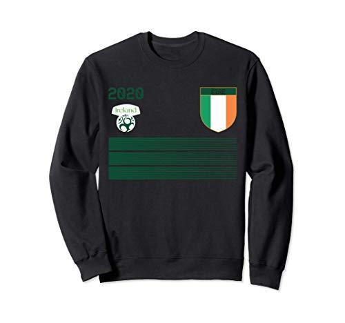 Maglia da calcio Irlanda 2020 Irlanda Soccer Felpa