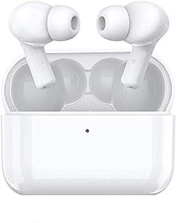 Honor Choice - Auricolari Bluetooth, TWS senza fili nell'orecchio con scatola di ricarica, Bluetooth 5.0, doppi microfoni ...
