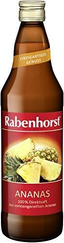 Rabenhorst Ananassaft, 6er Pack (6 x 700 ml)