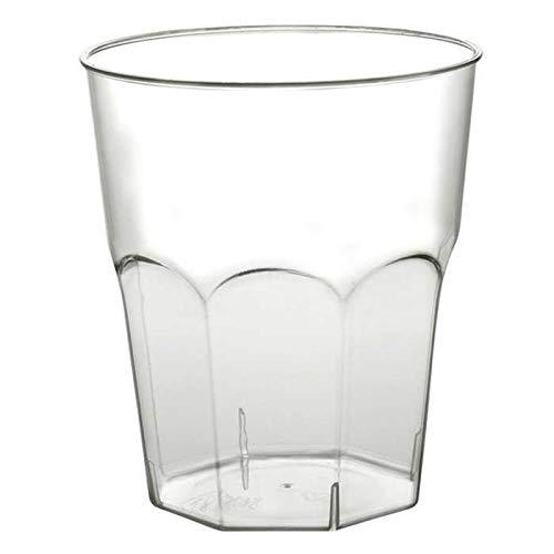 Chal - 12 Gobelets Cocktail Transparent 25 cl