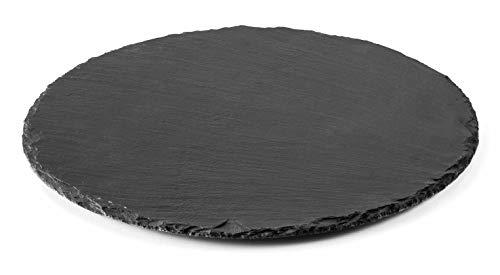 LACOR Tafelplatte Runde, Tafel, Schwarz, 20 cm