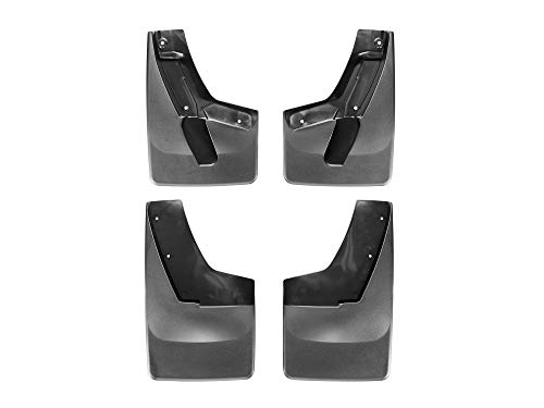 WeatherTech Custom MudFlaps for Chevrolet...