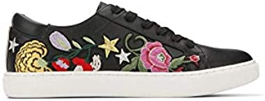 Kenneth Cole New York Women's Kam 10 Floral Embroidered Lace-up Sneaker