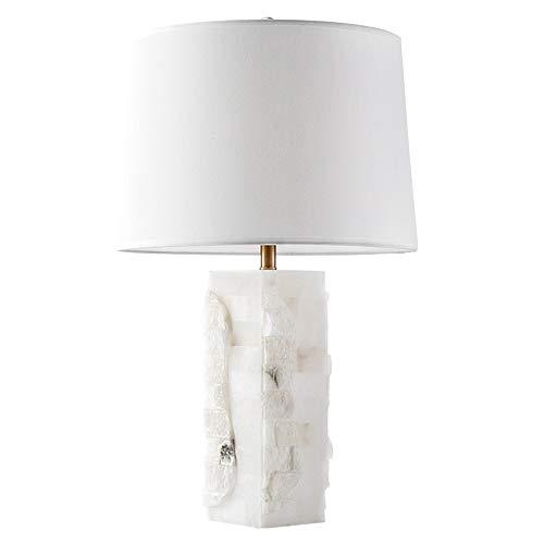 SPNEC Moderna minimalista dormitorio lámpara de cabecera creativo de la manera lámpara de mesa Nuevo chino clásico estudio sobre la vida de decoración de interior Lámpara de mesa