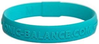100 pourcent coton jersey 20.5cm // 8.1in Bracelet Ionique Balance POWER Equilibre Puissance Large Rouge