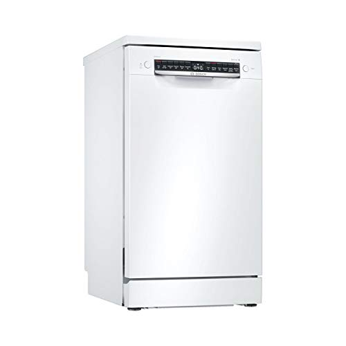 Serie 4 SPS4HKW45G 9 Place WiFi Connected Slimline Dishwasher